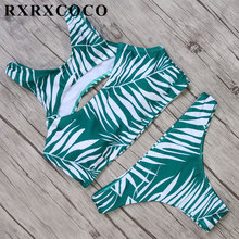 Bikini 2017 Hot Newest Design Swimwear Women Low Waist Swimsuit Biquinis High Neck Bikini Set Bathing Suit Maillot De Bain Femme