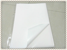Free Shipping A4 Blank Waterproof Sticker Paper Matte White Vinyl Label SPECIAL for Inkjet Printer(China)
