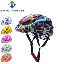 Soul Travel Eps Armet Kids Bike Cycling Helmet Skating Helmets Safety Cap Integrally-molded Child Casco Ciclismo Hot New
