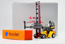 Gifts Factory 1:50 SANY Container stacker Alloy truck model Favorites Model