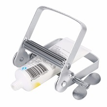Aluminum Tube Squeezer Tool Toothpaste for Salon Hair Coloring Cake Paint Glue Dispenser