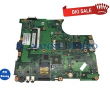 PANANNY for Toshiba Satellite L350D L355D 6050A2174501 laptop motherboard V000148030 V000148170 with cpu ddr2 tested(China)
