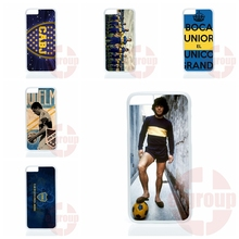 Original unique BOCA JUNIORS For Apple iPhone 4 4S 5 5C SE 6 6S 7 Plus 4.7 5.5 iPod Touch 4 5 6