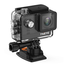 ThiEYE T5 WIFI 4k Action Camera 170 degrees 2 inch screen selfie Sports Camera timelapse video camera Ambarella chipset