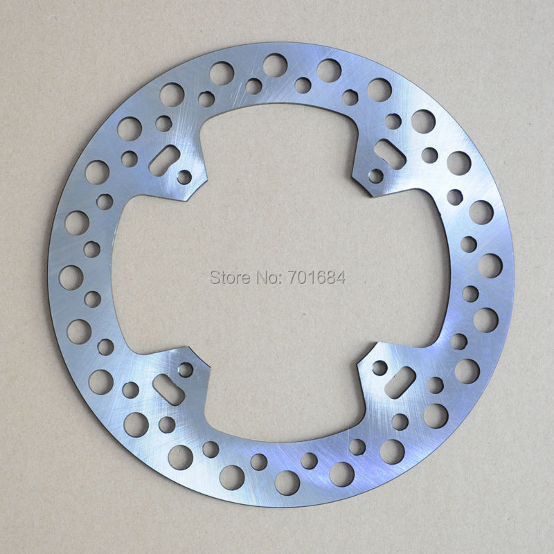Motorcycle New One Piece Rear Brake Rotor Disc For Honda CR125 CR250 CR450F SUPERMOTARD 2002-2003 CRF450R 2002-2010 [PA410]<br><br>Aliexpress