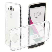 Big discount TPU phone Case for LG G4 5.5 inches Slim Flexible Soft Shell Protection clear Cover case for LG G4