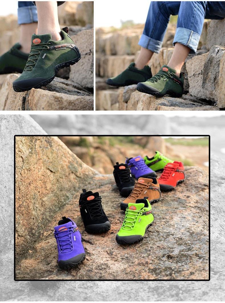 XIANG GUAN Winter Shoe Mens Sport Running Shoes Warm Outdoor Women Sneakers High Quality Zapatillas Waterproof Shoe81285 10