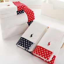 35*35cm/34*78cm Luxury Cotton Hand Towels,Thick Designer Face Bathroom Hand Towels,Embroidery Terry Hand Towels Logo
