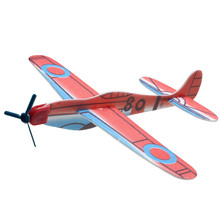 New High Quality DIY Flying Glider Planes Children Model Boy Girl Educational Toy Foam Vehicles