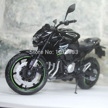 JOYCITY 1/12 Scale JAPAN Kawasaki Z800 2014 Super Motorbike Diecast Metal Motorcycle Model Toy Loose For Gift/Collection(China)