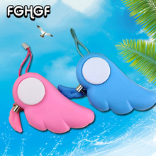 FGHGF Protection Girl Women Anti-Attack Panic Safety Security Rape Alarm Mini Loud Self Defense Supplies Emergency Alarm