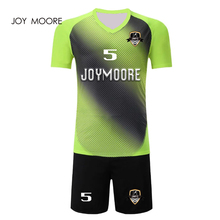 Survetement American Football Jerseys sports sublimation custom soccer jersey(China)