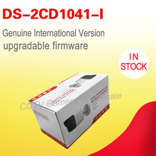 In stock English version DS-2CD1041-I replace DS-2CD2045-I 4MP mini bullet POE ip camera, cctv security camera Hik connect