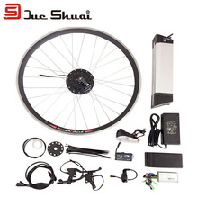 "36V 250W - 500W Electric Bike Kit for 20"" 26"" 700C Wheel Motor with Kettle Battery LED LCD Display Controller Ebike E-bike Sets"