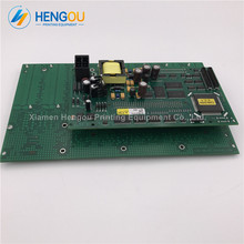 2 Sets Heidelberg printing parts computer desk ink display panel IOPB board 00.785.0097/05 with ICPB board 00.785.0117/10(China)