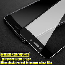 "Xiaomi Redmi 4X Glass Full Cover Tempered Glass For Xiaomi Redmi 4X 5.0"" Screen Protector For Xiomi Red mi 4X Pro Redmi4X Glass"