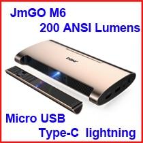 7 JmGO M6 Portable Projector