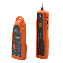 MJTEK XQ350 Network Cable Tester For UTP STP Cat5 Cat6 RJ11 RJ45 Crimper Telephone Cable Wire tracker Lan Tester Network Tool