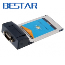 54mm RS232 Interface PCMCIA RS232 Latop Notebook port Serial Port DB9 Serial port(China)