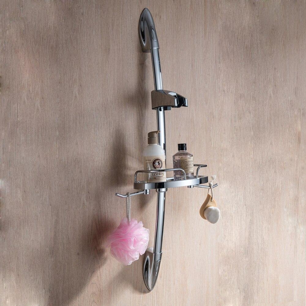 Shower Sliding Bar Shower head Slide Bars extension Bathroom Rail slider holder Adjustable sliding bar Adjust height Doodii17_