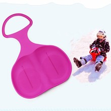 Adult Children Snow Board Skis Easy Snowboard Ski Sled Skiing Sleigh Winter Outdoor Snowing Fun(China)