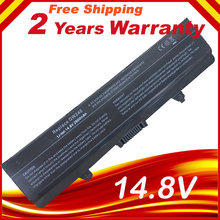 14.8V Laptop Battery For DELL Inspiron 1545 1525 1526 for Vostro 500 C601H D608 HGW240 HP297 M911G RN873 X284G XR693