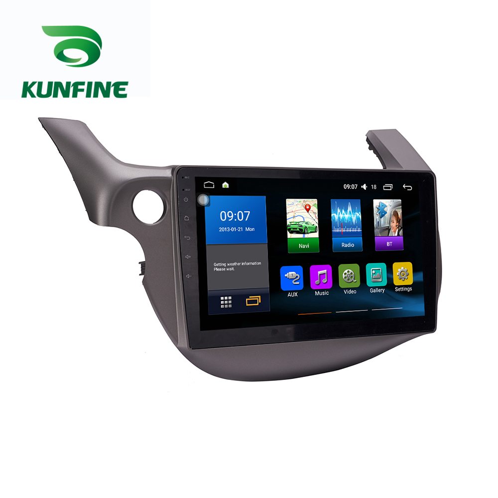 Android Car DVD GPS Navigation Multimedia Player Car Stereo For Honda Fit 2008-2013 Radio Head unit (4)