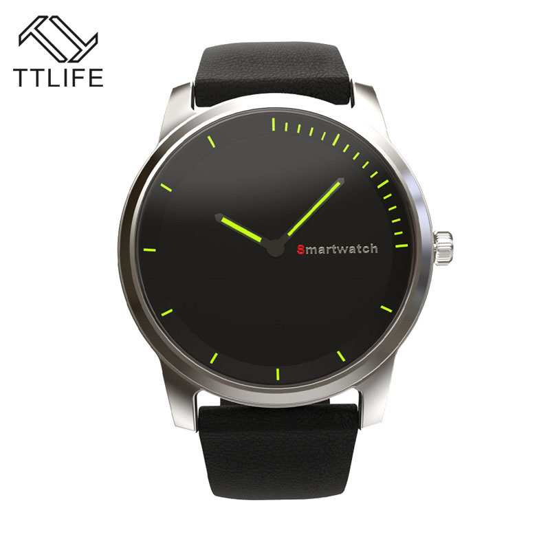 TTLIFE Brand Anti-lost Heart Rates Monitor Smart Alarm Pedometer Sports Smartwatch Bluetooth Smart Watch For Android IOS Phone<br><br>Aliexpress