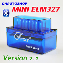 Viecar ELM327 Bluetooth Android V2.1 OBD2 Scan Tool Auto Diagnostic Scanner(China)