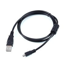USB PC Data SYNC Cable Cord Lead For Casio Digital Camera Exilim EX-S8 s EX-S8bk