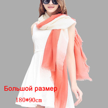2017 Fashion Cotton scarf Women Wrap Designer Scarves Autumn And Winter echarpe Foulard Femme Women scarf luxury brand shawl