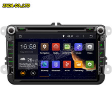 8inch Android 6.0 Octa Core 2GB RAM 32GB ROM Car Radio GPS for VW BEETLE for VW MULTZVAN for VW CROSS GOLF DVD player Stereo