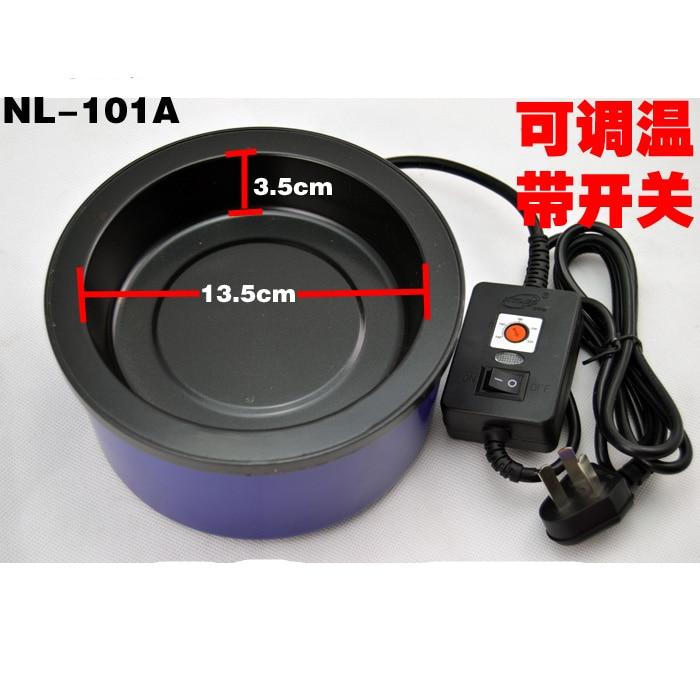 NL-101A 160mL AC 110-240V 150-250W  100C-220C Adjustable Temperature Stainless Steel Soldering Solder Pot<br>