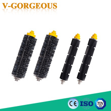 2017 Replacement Kit Brush Bristle and Flexible Beater Brush Combo for iRobot Roomba 600 610 620 625 630 650 660(China)