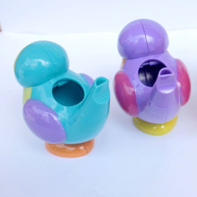 Creative Plastic Cartoon Birds Water Whistle Baby Kids Children Music Instrument Educational Toys Birthday Christmas Gifts(China)