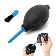 Dust Cleaner Rubber Pump AirBlower Cleaning Tool for digital Camera SLR Lens CCD Lens Watch Keyboard for Samsung Free Brush(China)