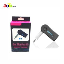 3.5MM Wireless Car Bluetooth Receiver Adapter AUX Audio Stereo Music Hands-freeHome Car Bluetooth Audio Adapter(China)
