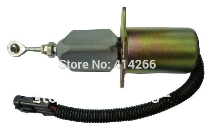 Diesel Stop Engine Solenoid 3930233,3923680,SA-4335-12 12V<br>