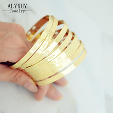 New Fashion accessories jewelry Iron wish letter mix design cuff bangle lovers'gift B3520
