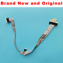 New original LCD Screen Video Flex Cable For Toshiba Satellite A200 A205 A210 A215 laptop screen cable DC02000F900