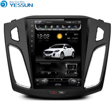 Buy YESSUN Android Radio Car DVD Player Ford Focus 3 2012~2016 stereo radio multimedia GPS navigation WIFI Bluetooth FM for $508.21 in AliExpress store