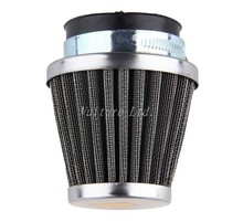 50mm Air Filter Cleaner For Honda Kawasaki Yamaha Motorcycle Dirt Bike Scooter(China)