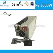 Low frequency inverter, 12v/24v pure sine wave 2000w hybrid inverter, charger and UPS