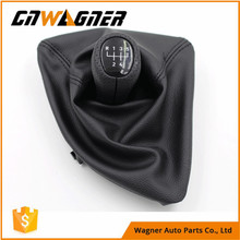 CNWAGNER New Arrival Leather Gear Shift Knob for BMW E87 X1(China)