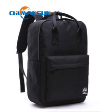 Chuwanglin Oxford cloth backpack leisure student schoolbag men and women general shoulder bag fashion travel laptop bag lyz4272