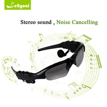 Buy Bluetooth Sunglasses Headset Headphones Noise Cancelling Earphones Stereo Music Handsfree Call Sports Earphone Bluetooth 4.1 for $10.69 in AliExpress store