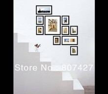 Pine wood Frame Wall For Wedding Gift For Wall decorate 1002(China)