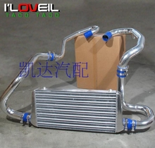 fit for 95-00 Subaru Impreza GC8 WRX STI front intercooler Water cooler  system