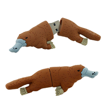 usb flash drive pendrive funny lovely Perry the platypus shape flash memory 2.0 Pen memory U disk 2G 4G 8G 16G 32G