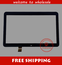 Original New for 51pin 10.1 inch Capacitive Touch Screen DXP2-0289-101A-FPC glass External screen Free Shipping(China)